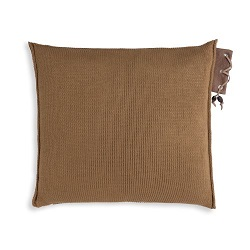 Knit Factory Jay - Camel achterkant