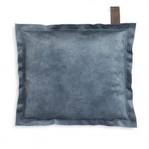 Knit Factory Dax - Blauw achterkant