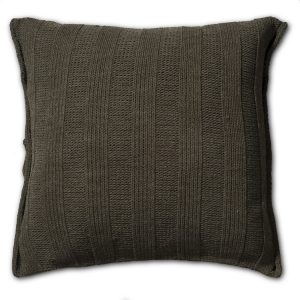 Knit Factory 6x6 Rib - Groen achterkant