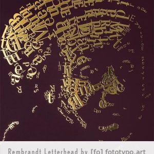 Letterheads Rembrandt